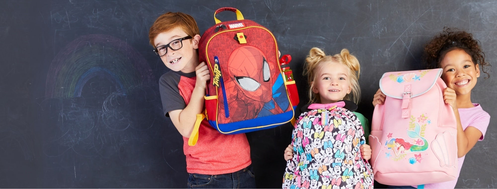 Disney Store | Back to School Hero