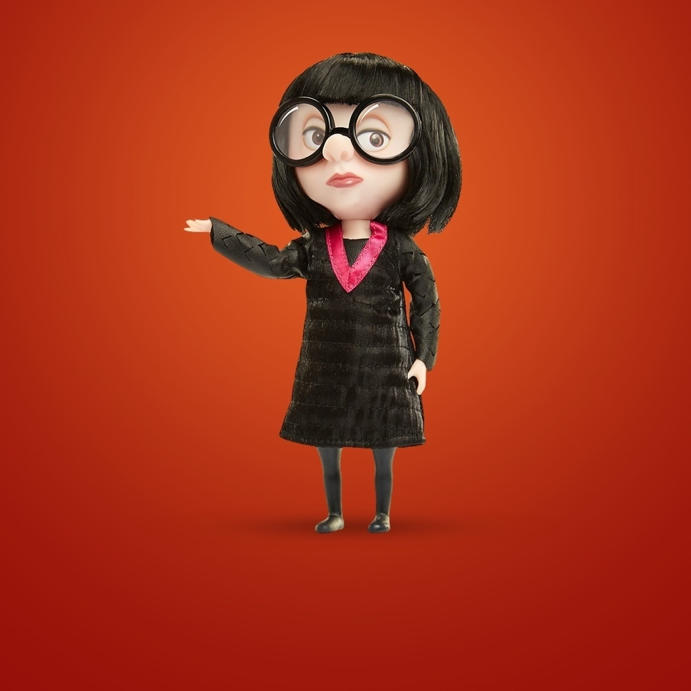 Disney Store | Edna Mode Doll