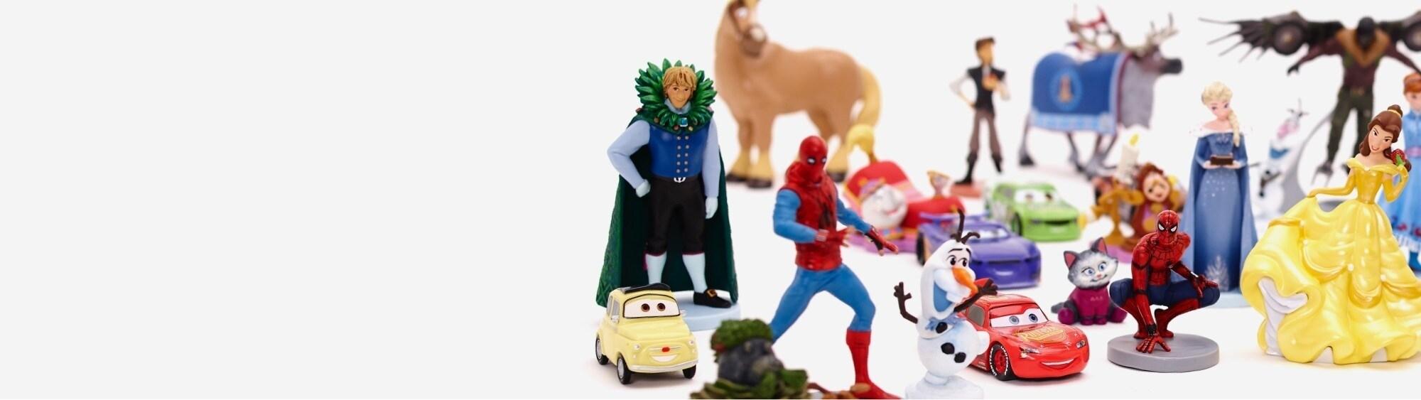 Disney Store   25% off Figure Sets