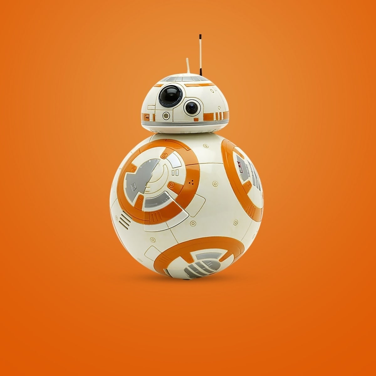 Talking Interactive BB-8 Action Figure