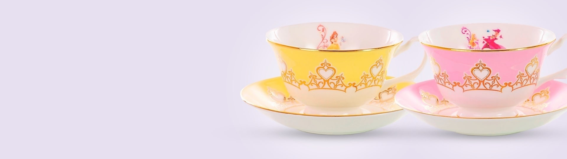 Disney Store | Princess Tea Cups