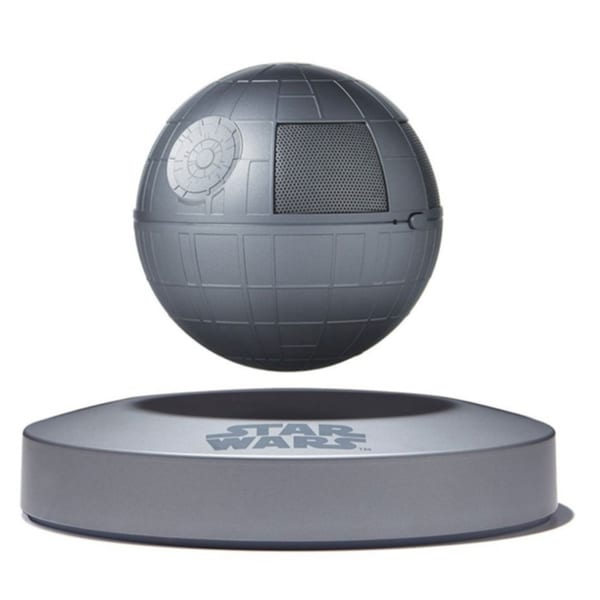 Star Wars™ Levitating Death Star Speaker By PLOX