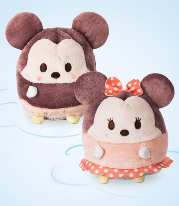 Disney Store | Ufufy Mickey & Minnie