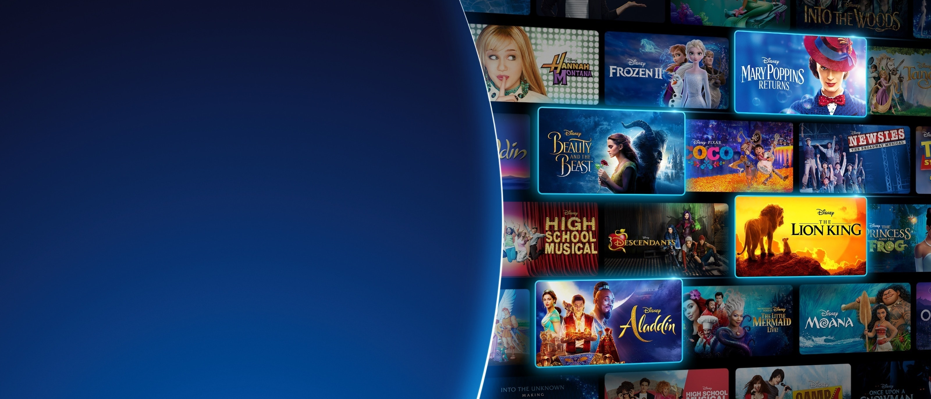 Disney Plus Musicals Promo