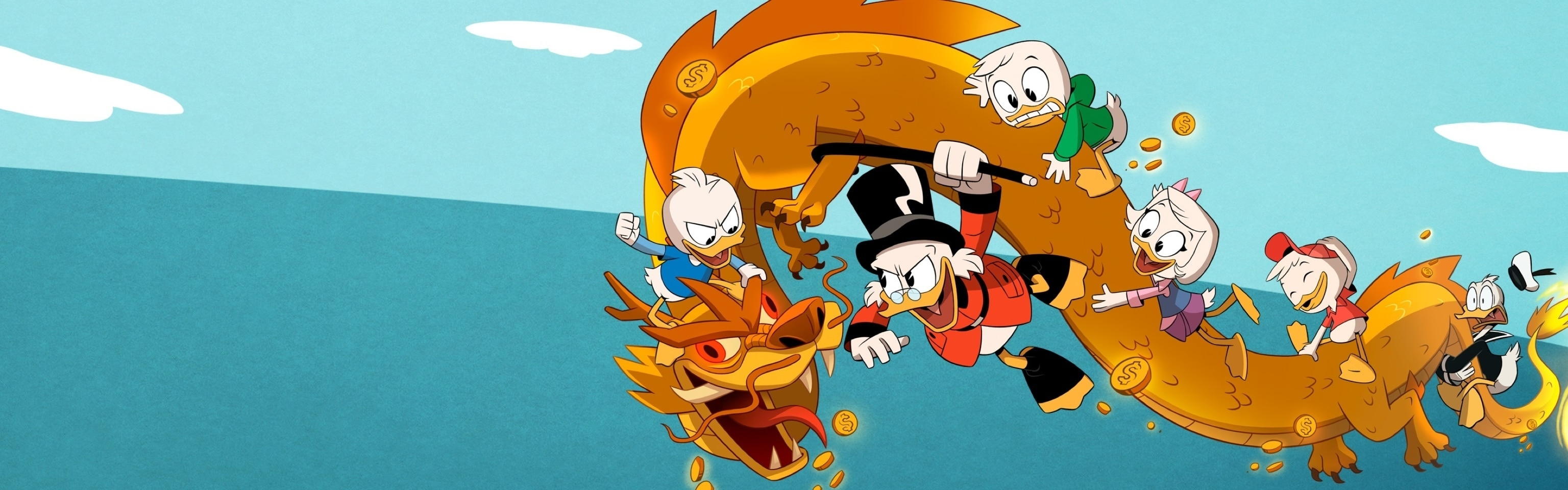 Ducktales Serie - Hero