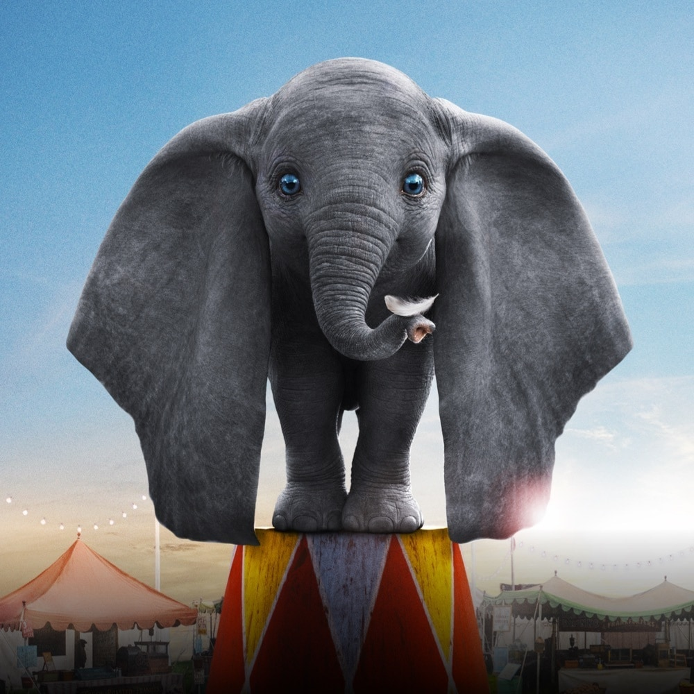 Dumbo | Vanaf 27 maart in de bioscoop