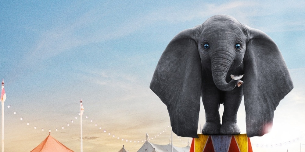 Dumbo | In de bioscoop olifant
