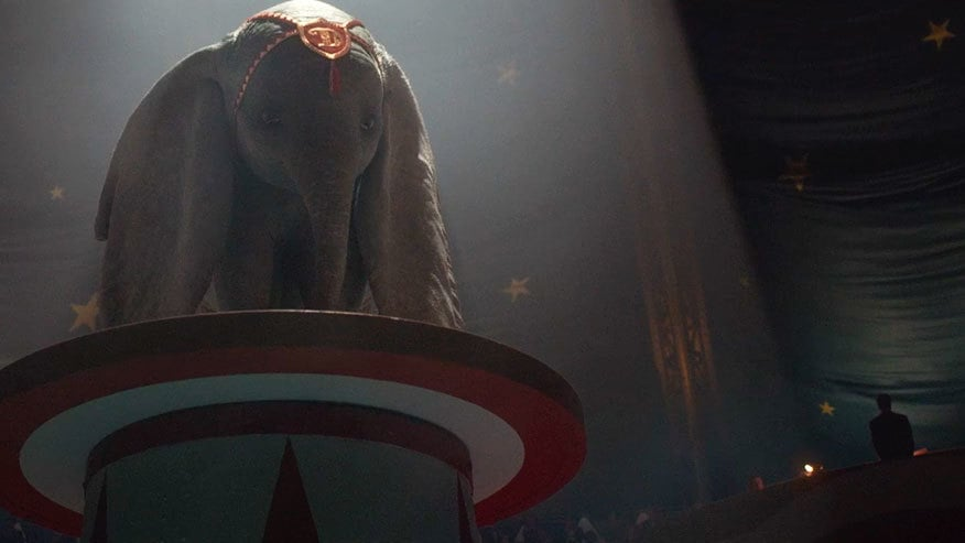 Dumbo | Watch the new teaser trailer