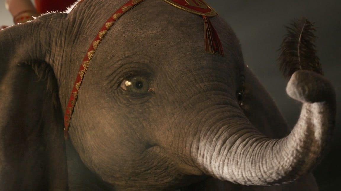 Dumbo | Im Kino ab 4. April 2019.