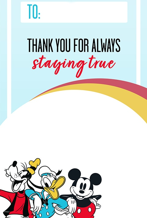 UK - eCards- Mickey, Donald and Pluto