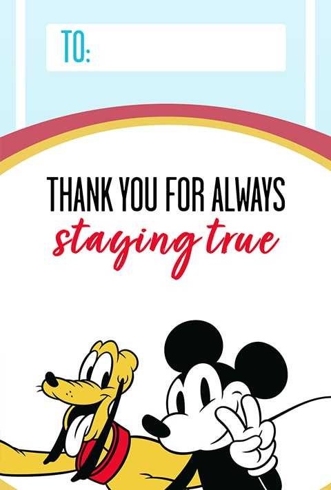 UK - eCards- Mickey and Pluto