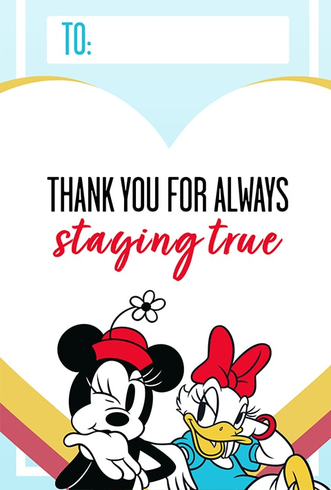 UK - eCards- Minnie and Daisy