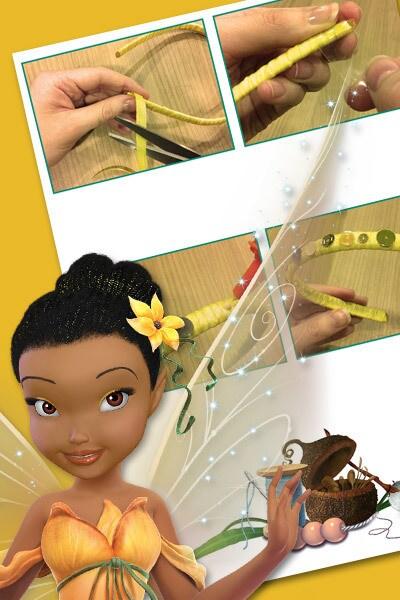 Iridessa's Hairband