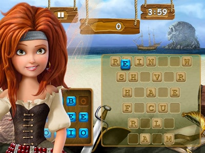 Кодът на Феи пирати