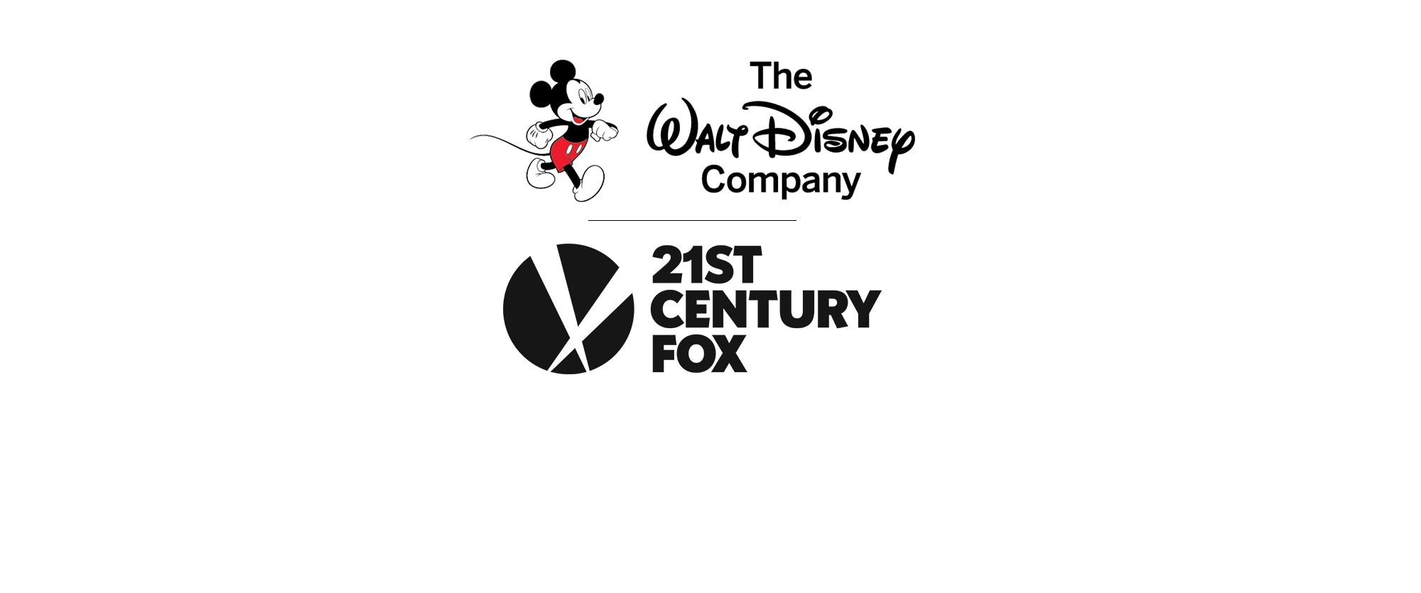 Disney Fox Announcement