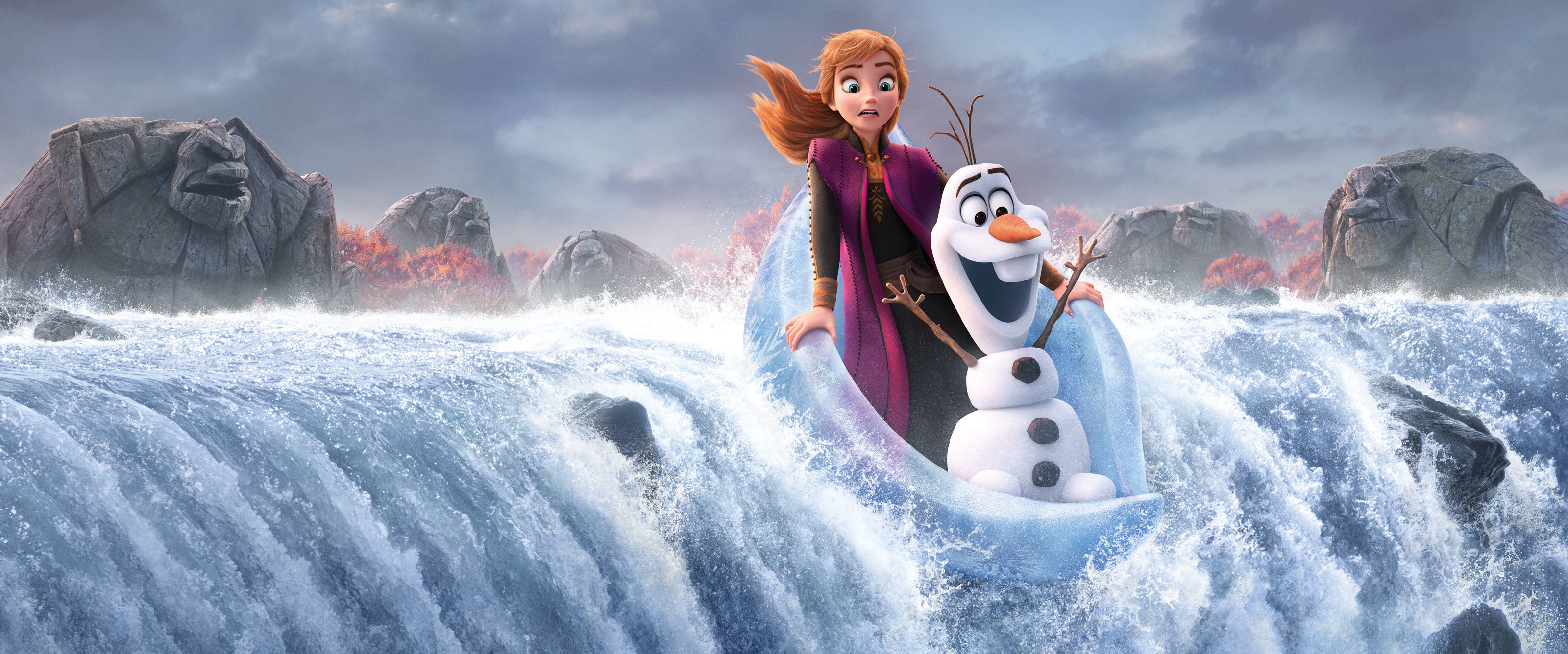 Frozen 2 Article