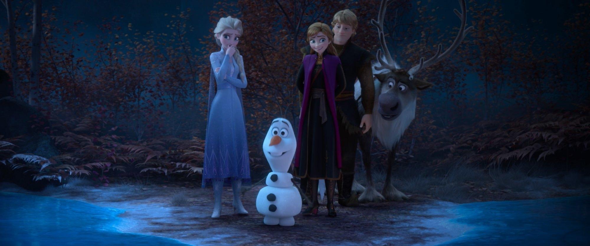 Frozen 2 Trailer - Calling