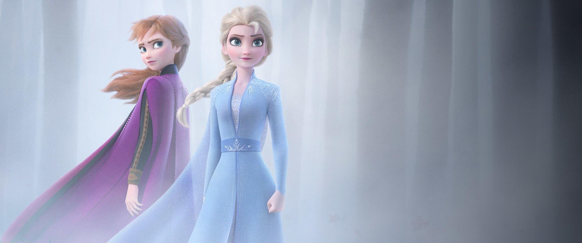 La Reine des Neiges Trailer