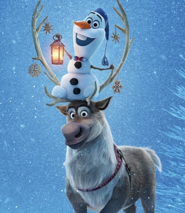 Olaf's Frozen Adventure | In cinemas this weekend