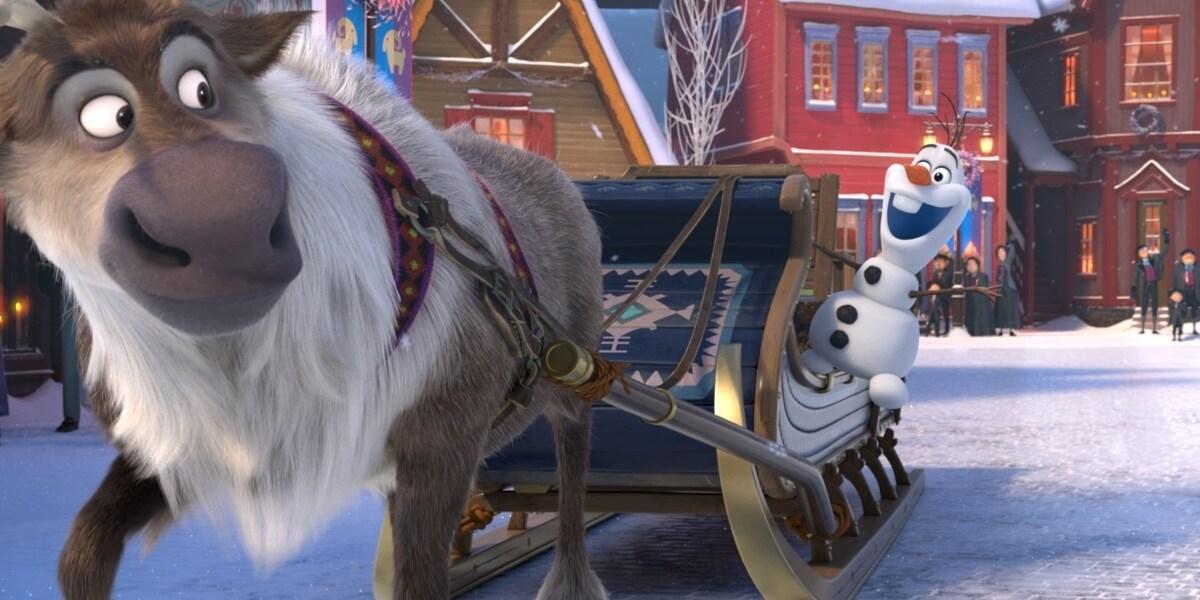 Frozen: Uma Aventura de Olaf | Já nos cinemas