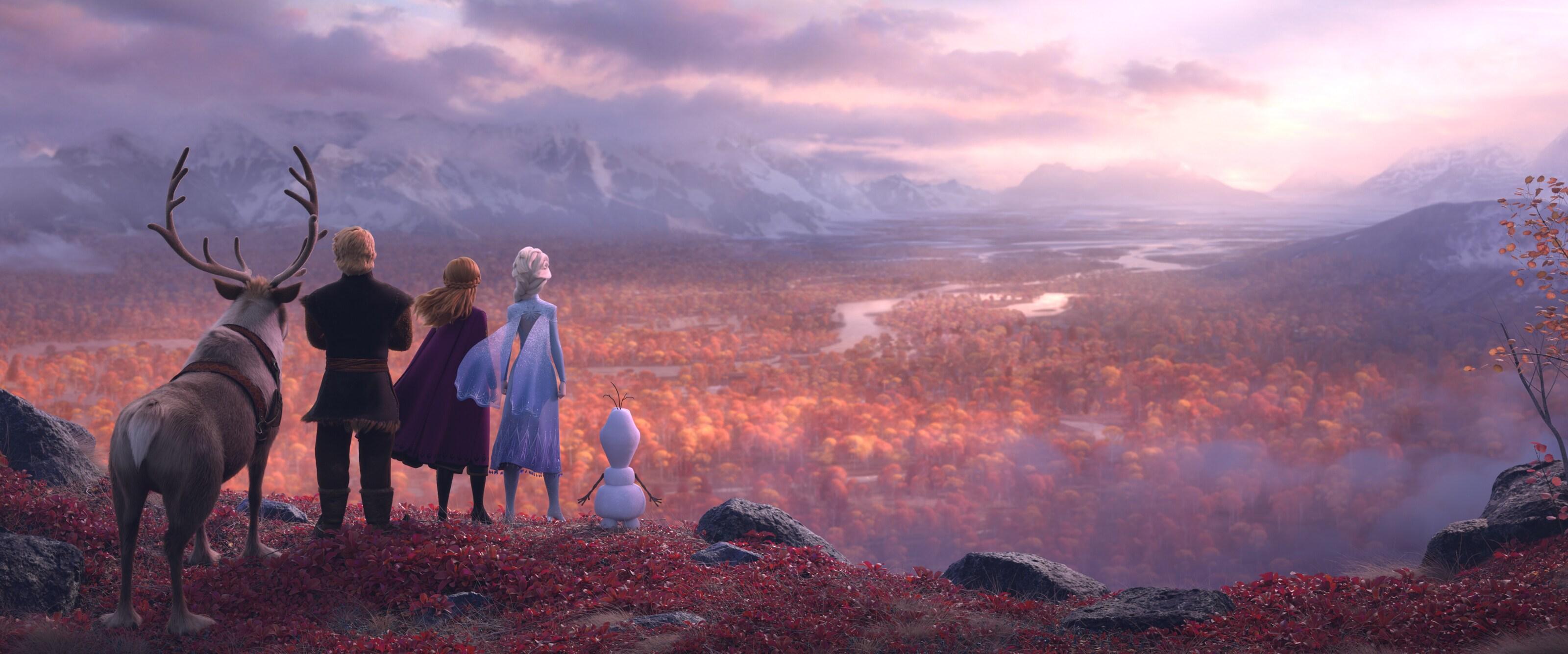 Comprar entradas para Frozen 2