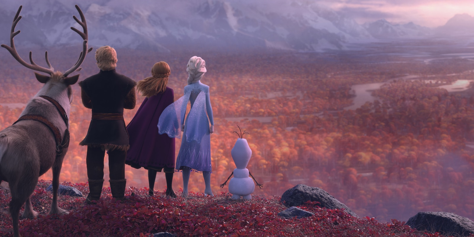Ledové království 2 | V kinech od 21. listopadu