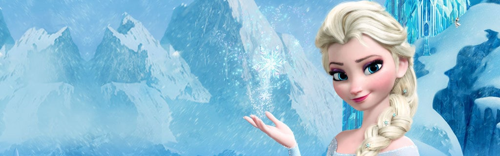 UK - Frozen - Character Page - Elsa (Hero)