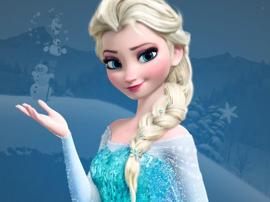 La Reine des Neiges - À la recherche d'Elsa
