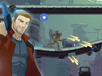 Guardians of the Galaxy: Galactische Aanval