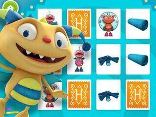 henrys hugglematch - Childrens Games Free Disney