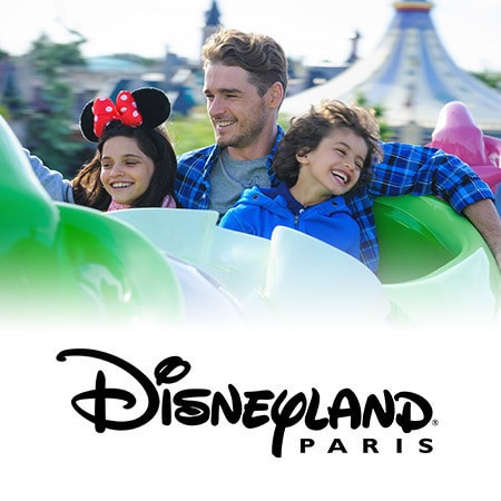 Disneyland Paris - Homepage Stream