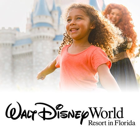 Walt Disney World - Homepage Stream