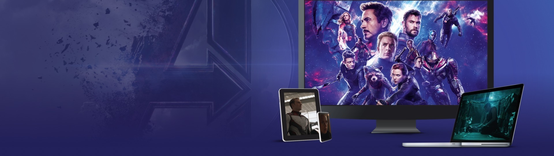 Avengers: Endgame in Download digitale