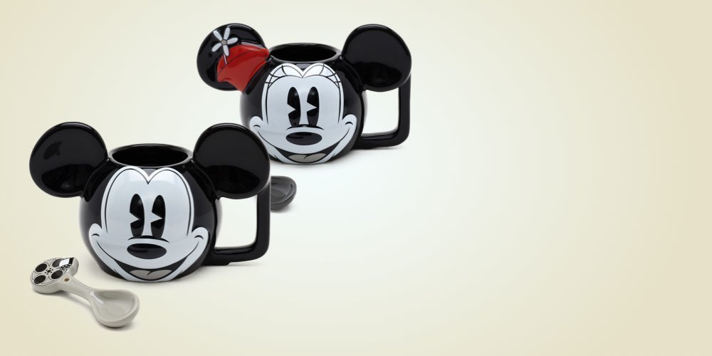 shopDisney | Gift of the Week - Mug & Spoon