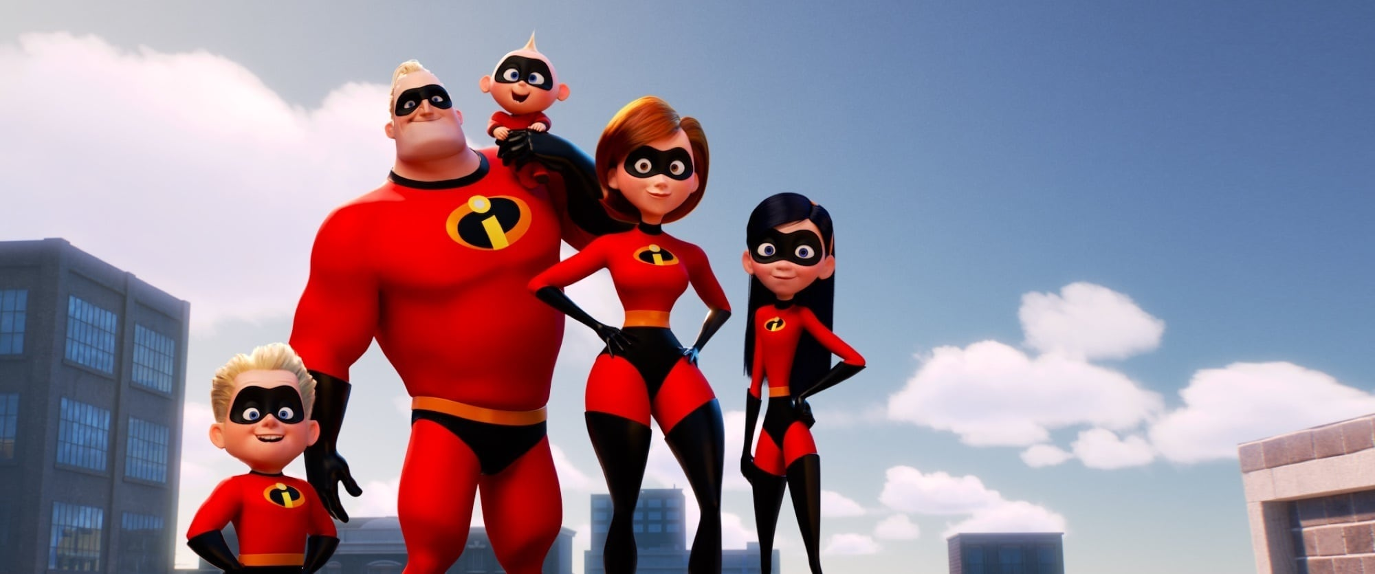 The Incredibles 2 | in cinemase