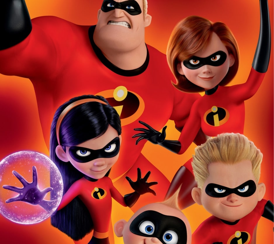 Incredibles 2 Meet The Characters Disney Uk