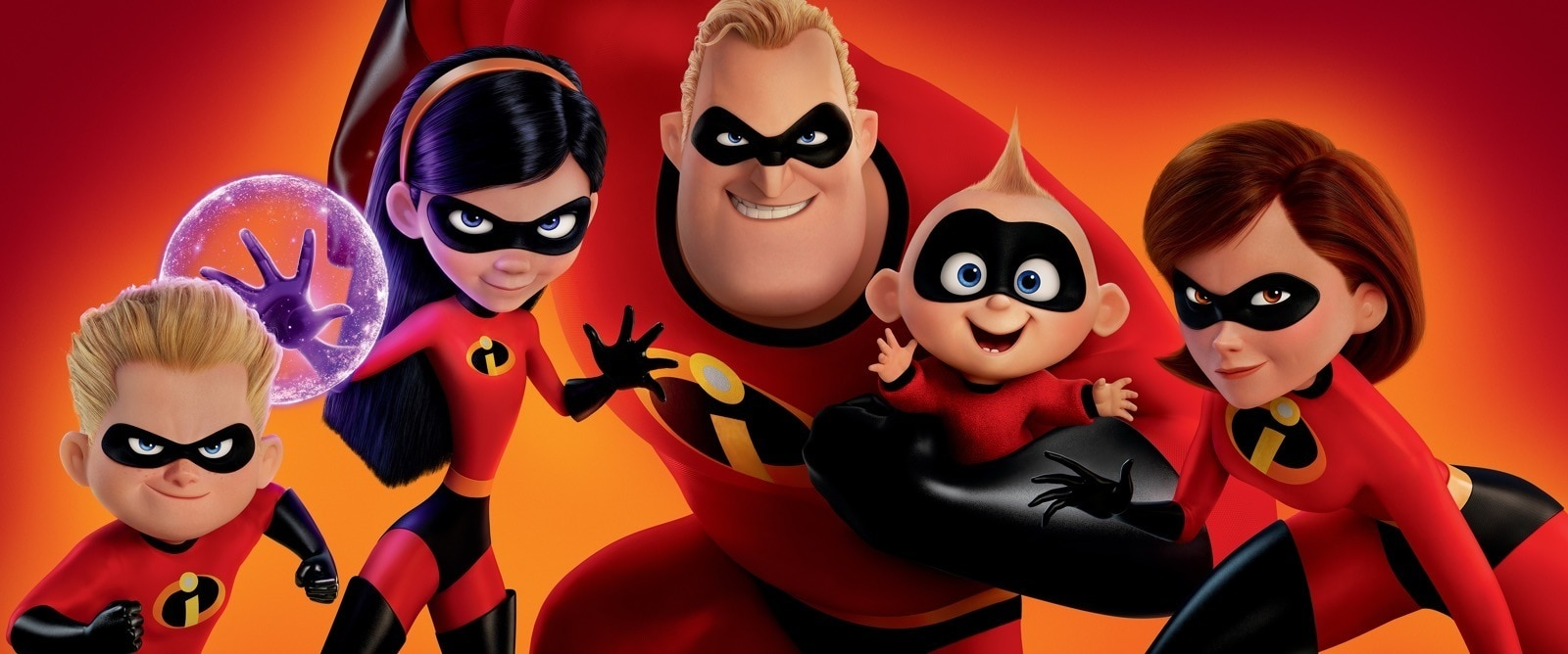 Incredibles 2  | Meet the Incredible family