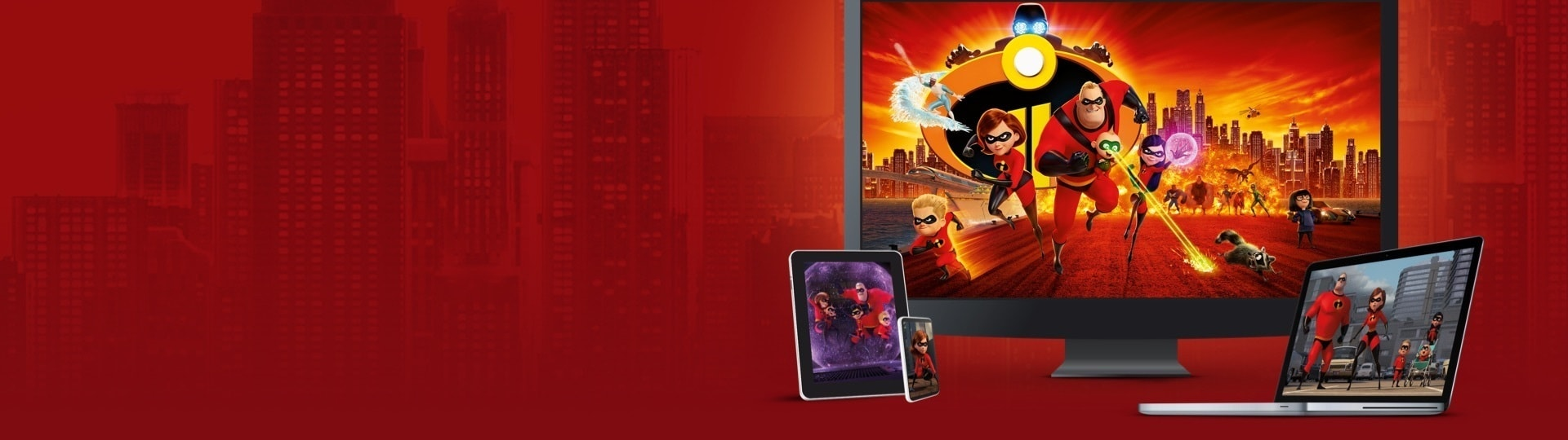 The Incredibles 2 os Super Herois | Disponible para descargar y disfrutar