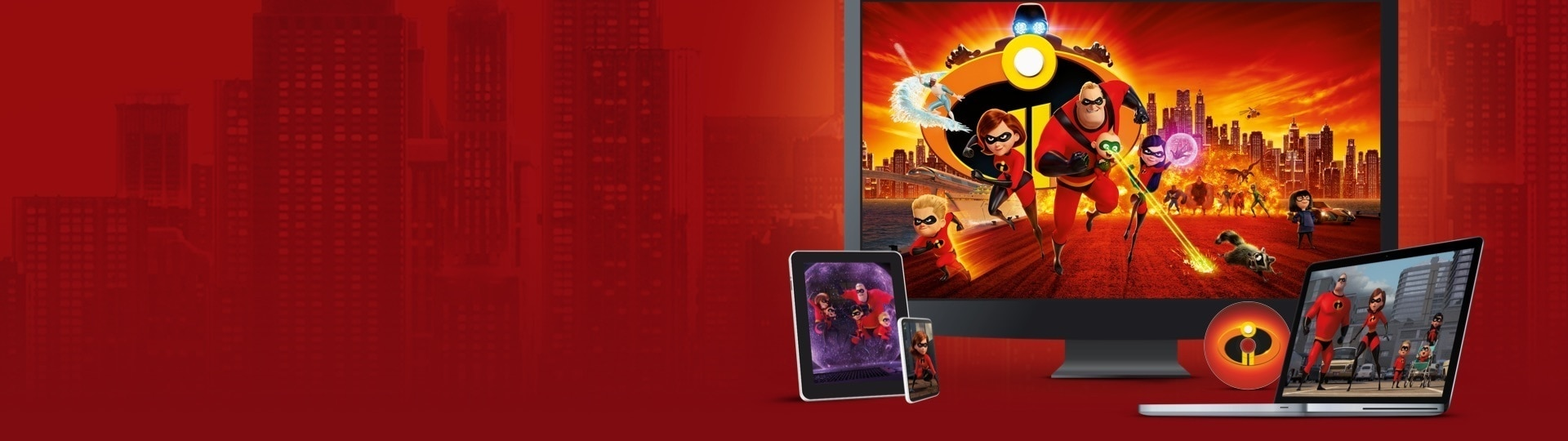 Incredibles 2 | Available to download and keep