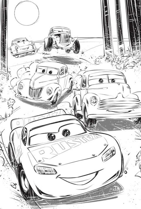 DMM - Cars - Legends