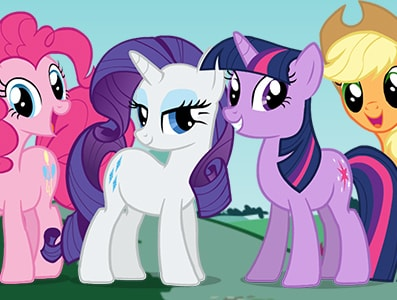 My Little Pony: Wer bist du?