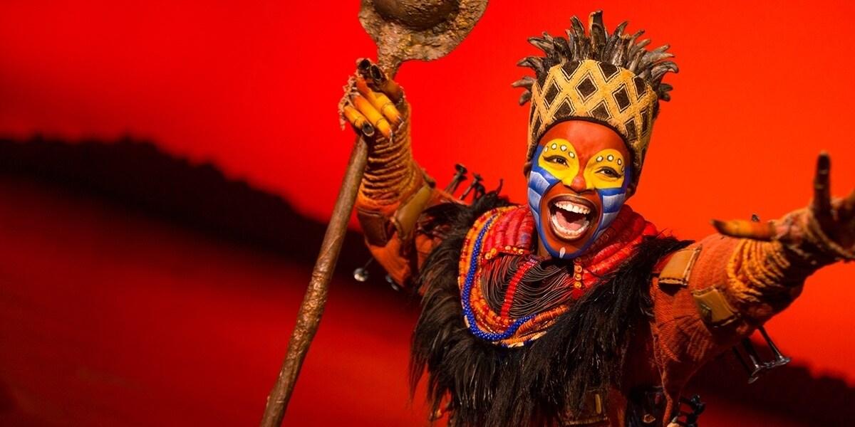 Der König der Löwen | Das Musical