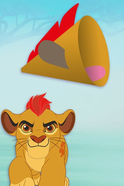 The Lion Guard Megaphone