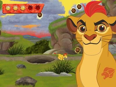 La Garde Du Roi Lion: Rassemblement