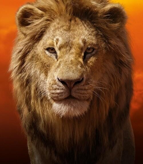 Simba du film Le Roi Lion