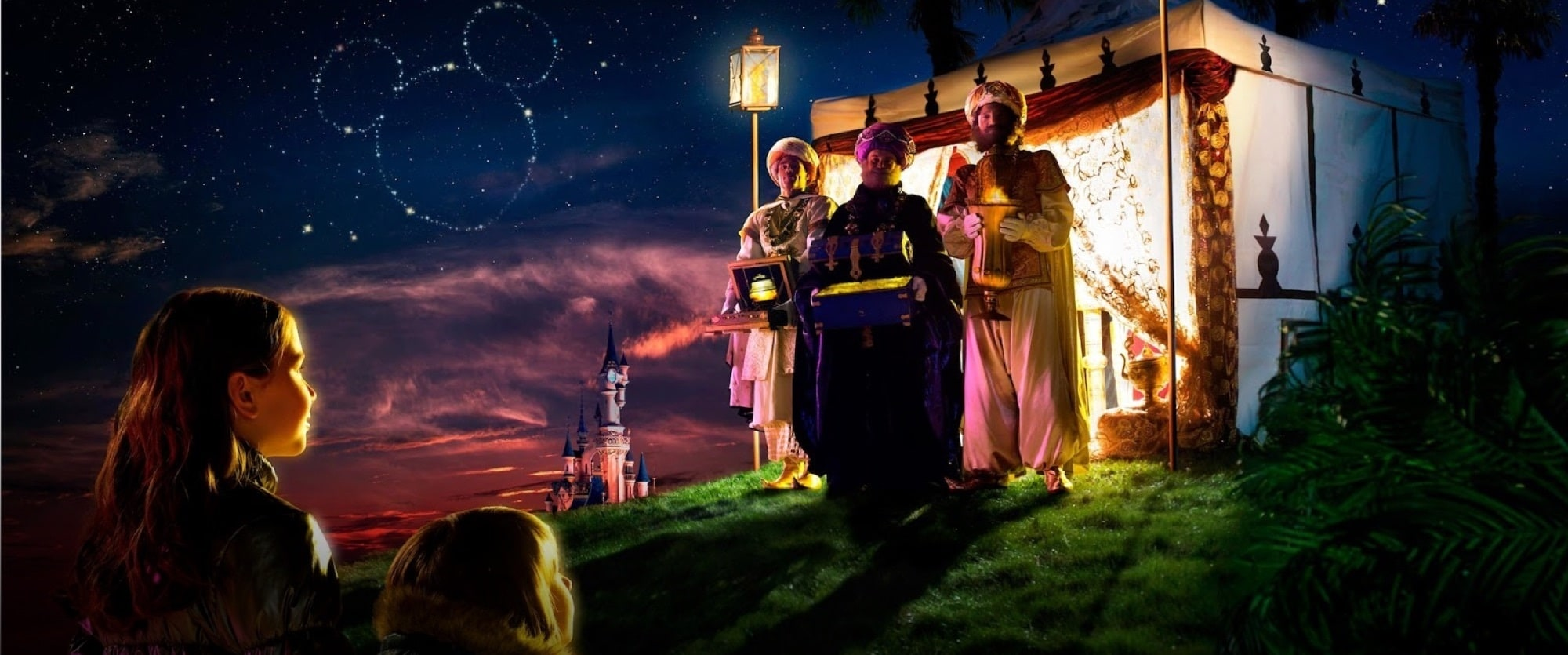 Disneyland Paris | Three Kings