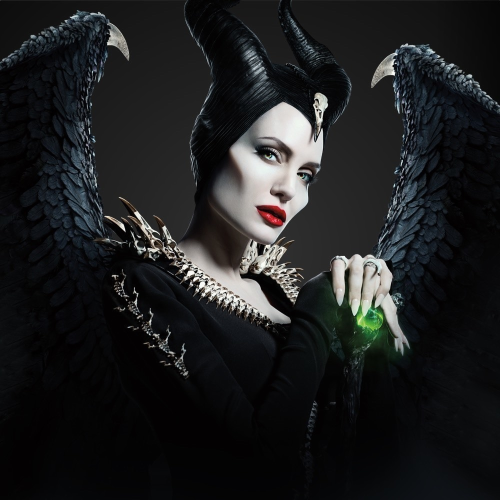 Angelina Jolie als Maleficent