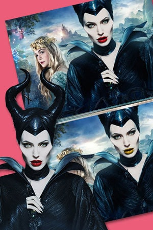 Maleficent Spot-the-difference