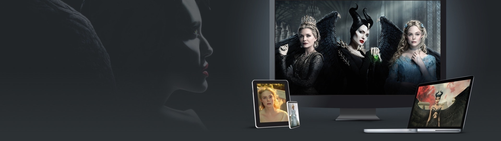 Maleficent: Signora del male in download digitale
