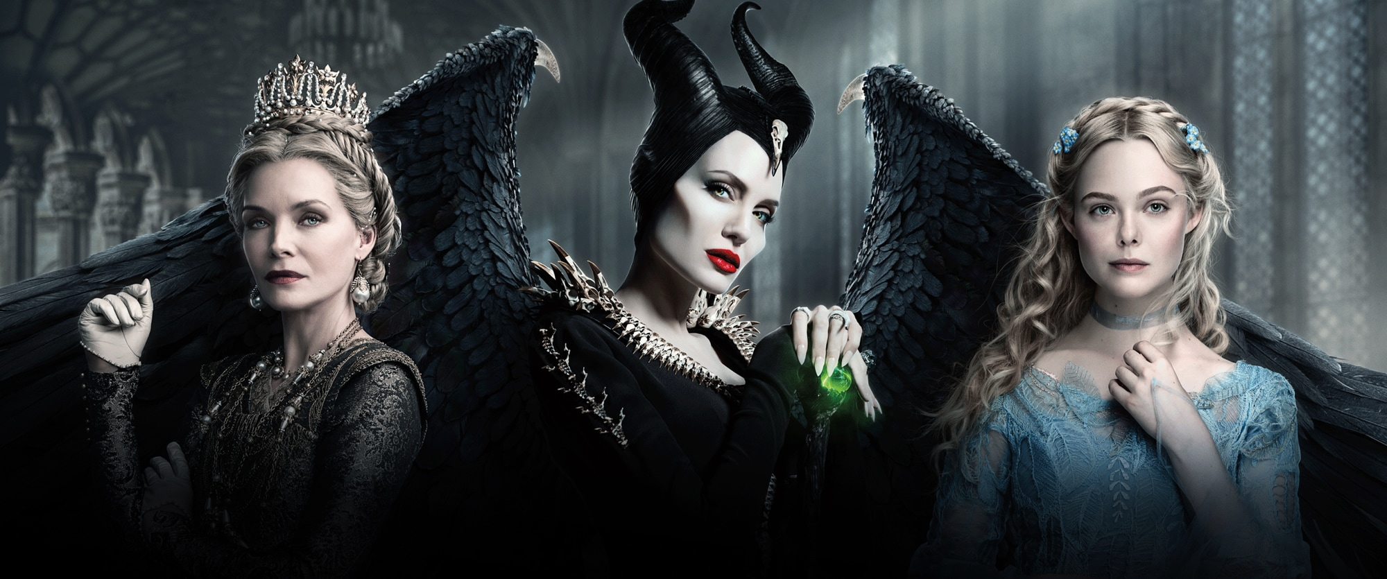 Maleficent: Mistress of Evil - Showcase hero